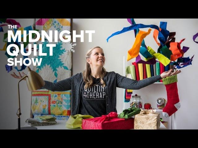 Carpenter Star Quilt Tutorial | Midnight Quilt Show SEASON 3 PREMIERE with Angela Walters