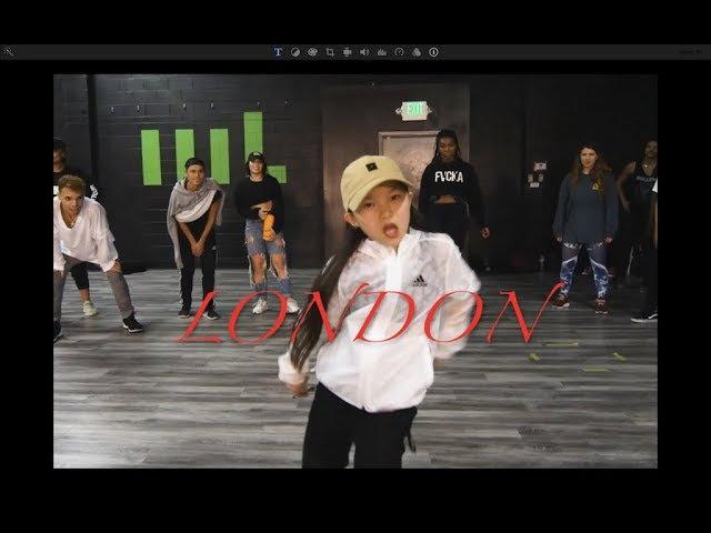 Jeremiah - London - Choreography by Cameron Lee