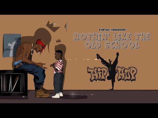 2Pac Nothin' Like The Old School 2018