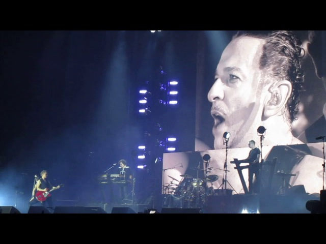 Depeche Mode, WiZink Center, Madrid, 16-12-2017 - Precious