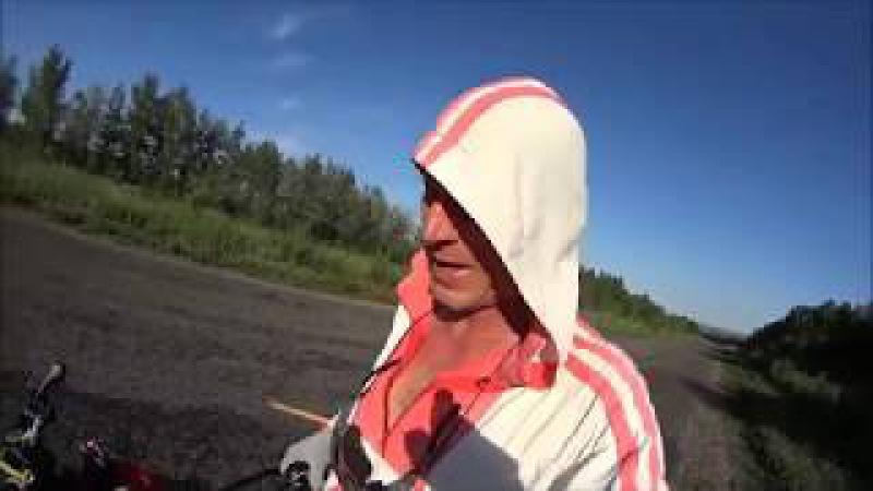 Велопутешествие по городам России. (Путешествие счастливого человека)