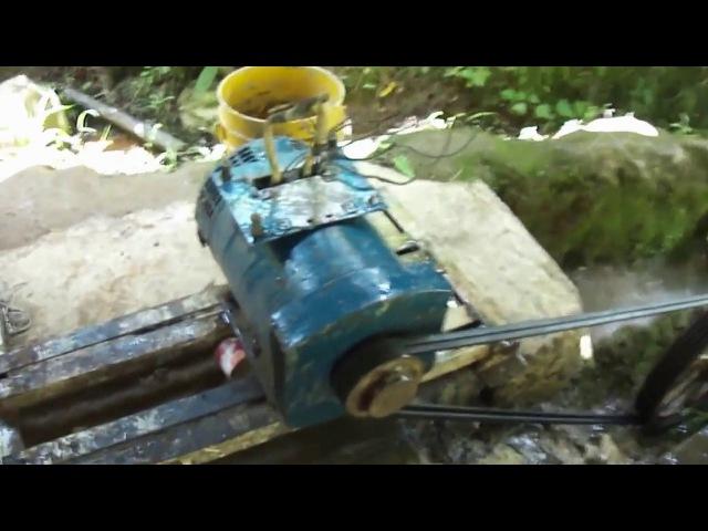 Мини ГЭС Mini hydro power plant