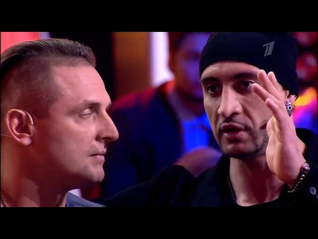 Иса Багиров вводит участников шоу Максима Галкина в транс.