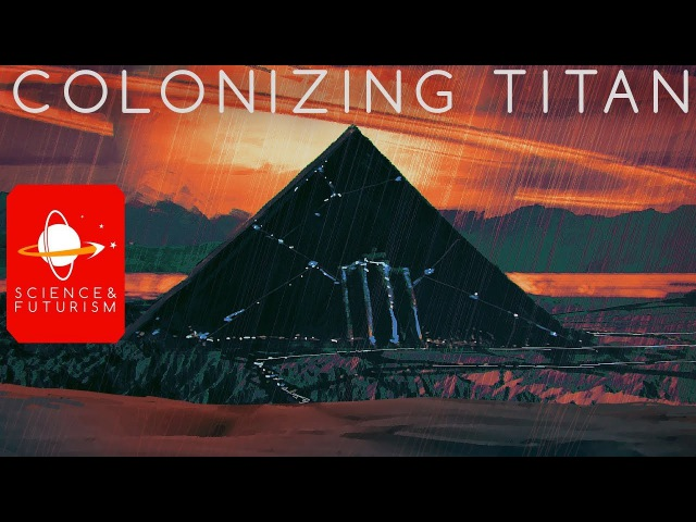 Outward Bound Colonizing Titan