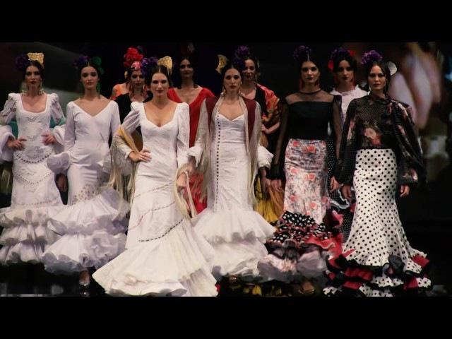 Simof Moda Flamenca 2017 Tras el interior de la Flamenca