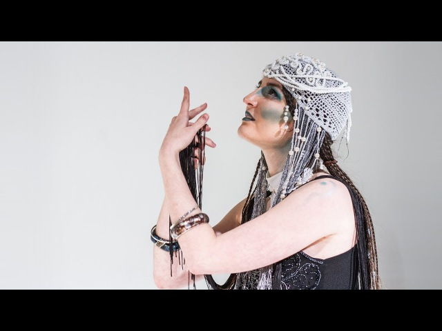 Na'vi tribe by Sofia Klishina | Dragonfly Tribe Students | Tribal Space Party