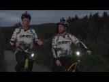 GMBN- на русском Топ 8 ошибок при катании ночью на велосипеде