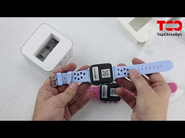Обзор детских GPS часов T7
