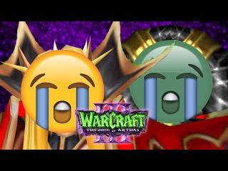 #4 КАК ВАЙШИ И КЕЛЬ СУИЦИДИЛИСЬ / Ночь Мстителей - Warcraft 3 The Doom of Arthas прохождение