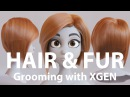 Introduction to XGEN for Cartoon Characters