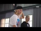 Танцы: Dima Bonchinche и Юлия Косьмина - Нешуточный подход к работе (сезон 4, серия 21)