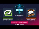 OpTic vs Virtus.pro, ESL One Katowice [Mila, Mortalles]
