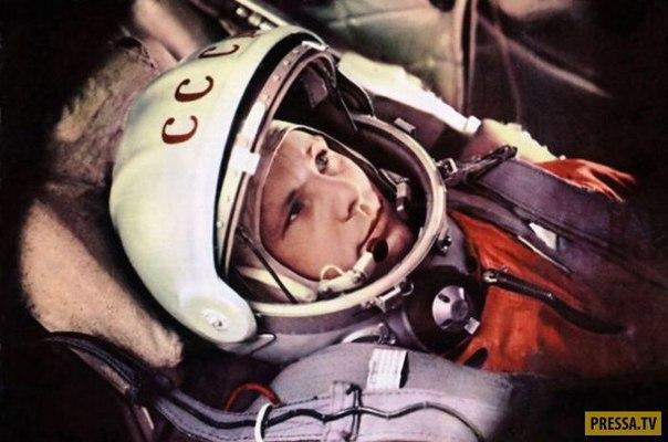 9 марта 1934 года родился советский лётчик-космонавт Юрий Гагарин