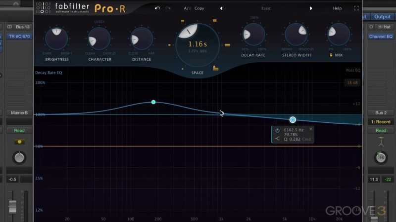 Groove3 FabFilter Pro R Explained