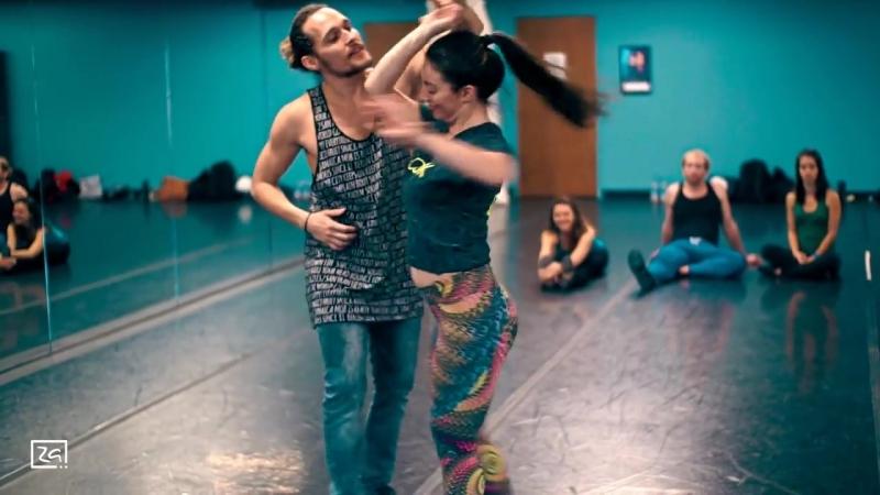 RyEl (Henry Velandia) Jessica Lamdon - Atlanta December 2016