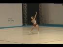 Aerobic Gymnastics 1st European AG1 Competition 2017 Individual Man Final KOLOBOV Anton RUS