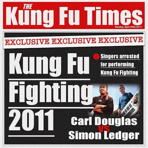 Carl Douglas альбом Kung Fu Fighting 2011 (Carl Douglas vs. Simon Ledger)
