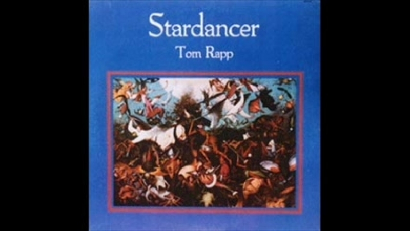 For the Dead in Space, Stardancer, Tom Rapp 1972