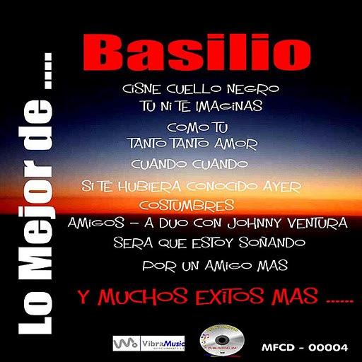 Basilio альбом Lo Mejor De Basilio