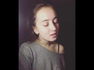3G - Звонки (Милая девушка шикарно спела популярную песню)