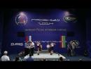 Чемпионат России по тяжелой атлетике 2014 в Грозном Часть 6