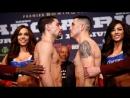 Danny Garcia - Brandon Rios - Weigh In