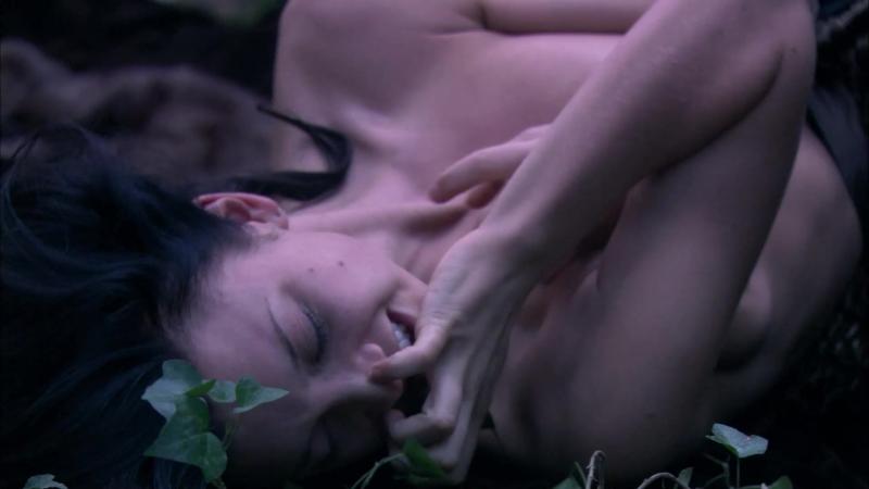 Натали Дормер (Natalie Dormer) голая в сериале «Тюдоры» (2007)