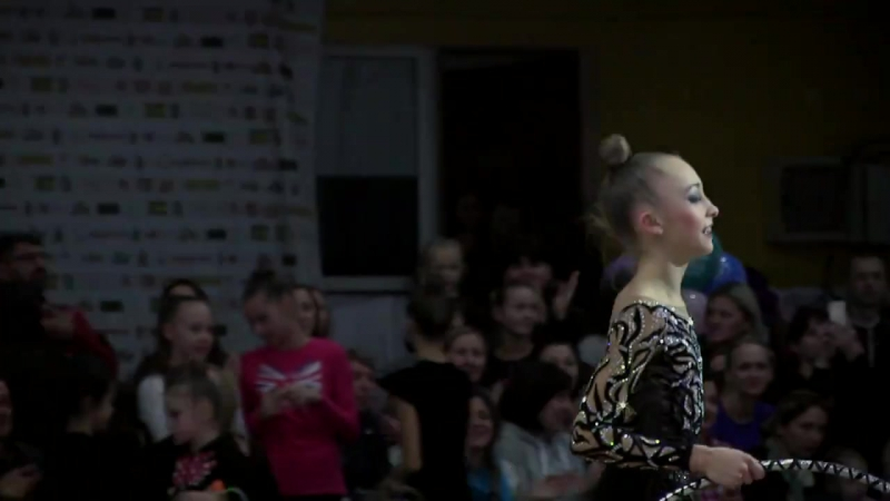 Христина Погранична - Обруч (Золота Осінь) Рівне 2017