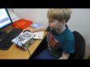 Робототехника TETRA модуль 3 занятие 3