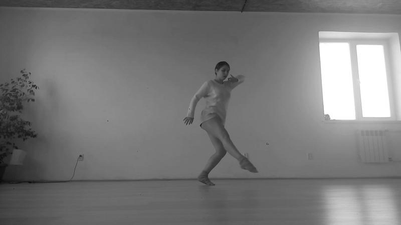 Svetlana Ogneva Contemporary feet work