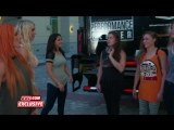 Всадницы WWE и Всадницы UFC За кулисами Mae Young Classic