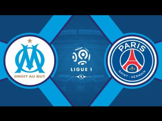Марсель 2:2 ПСЖ   Французская Лига 1 2017/18   10-й тур   Обзор матча