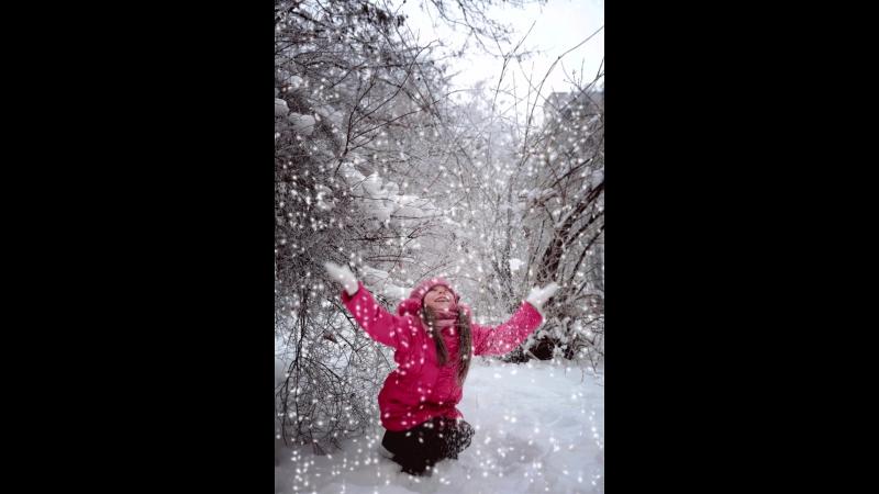 Зимова Фотосесія