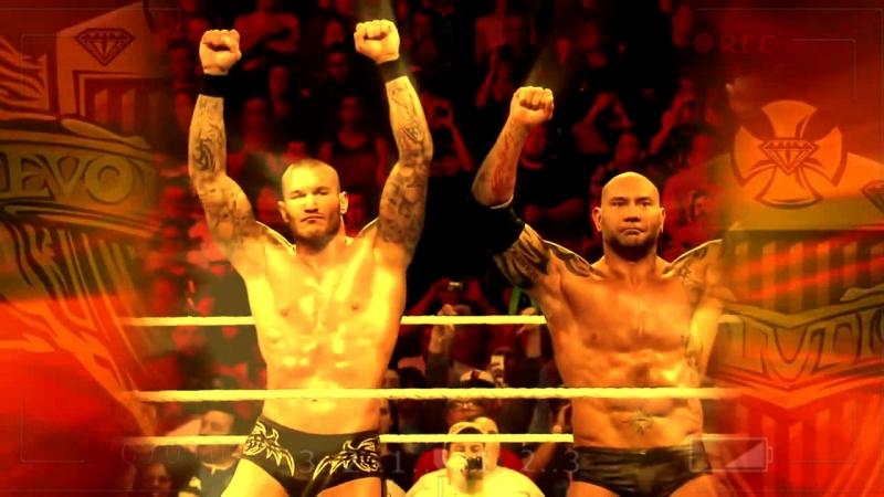 WWE Evolution Custom Titantron 2014 By Leader