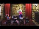 Шоу мыльных пузырей с Розой Барбоскиной