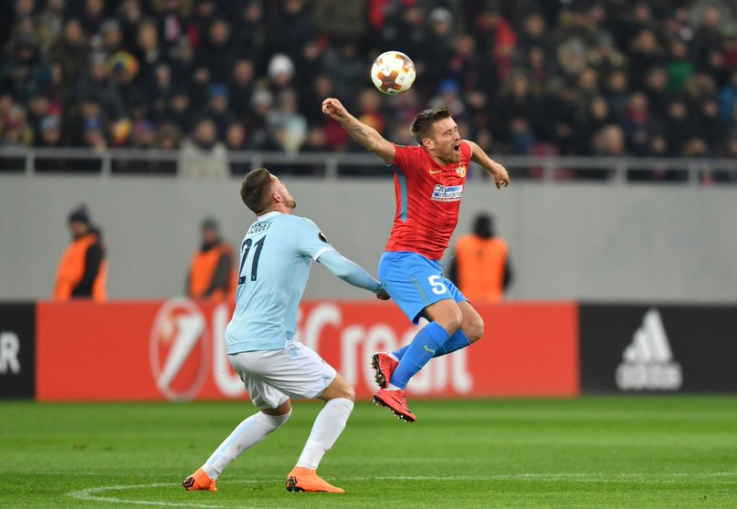 430. Steaua Bucureşti (ROU) - Lazio Roma (ITA) 1:0