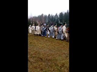Реконструкция сражения 1812 года на Березине. Брилевское поле.💂💣💥💨🔥🔫🔫🔫⛺🎠🎠🎠