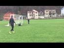 Тренировка ФК «Тюмень» на втором сборе в Сочи