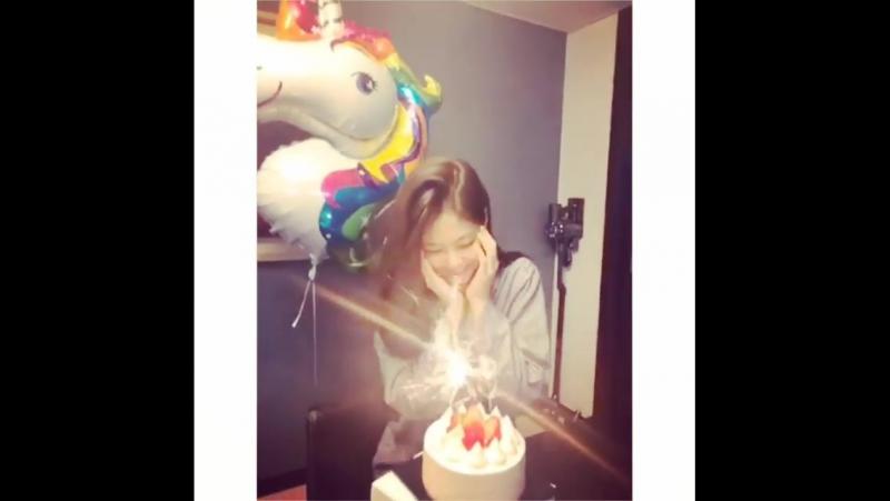 Happy Jennie day✨🎁🎊🎉