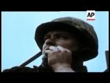 Вьетнам.21 января 1968 года. Сражение между Народной армией Вьетнама и Корпусом морской пехоты США за военную базу Кхешань