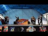 Танцевальная лихорадка 22.07.2017 Батлы между группами Street Dance и Drive Stop