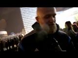 Oxxxymiron - Где нас нет. Фанаты исполнили песню в Киеве