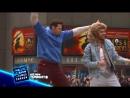 Зак, Зендая и Хью Джекман в скетче шоу Кордена «Пешеходный переход: мюзикл»