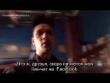 Harry_walking on set_Oct 10_rus sub