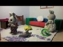 Мой Первый Мини-мультик. Вечер семьи серых кроликов