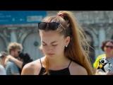 Cute Teen In A Short Summer Dress Upskirt - Под юбкой Молодая
