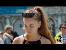 Cute Teen In A Short Summer Dress Upskirt Под юбкой Молодая