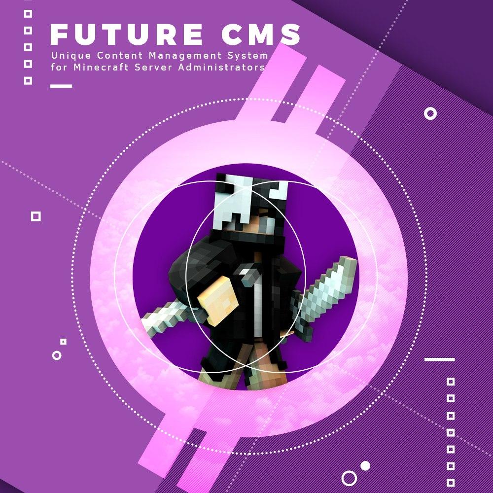 Future CMS - система Авто-Доната нового поколения
