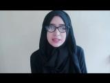 Hijab Tutorial - Natasha Farani For Glasses (Si Kacamata)