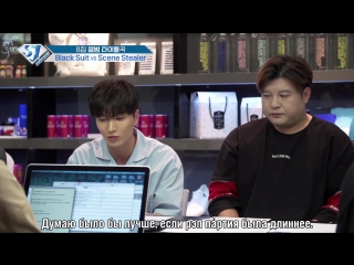 SJ Returns Ep 24 - 2 встреча для обсуждения заглавной песни, часть 2 (рус.саб)